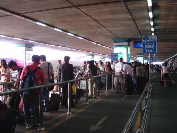 9/23  北京空港に到着_f0072976_8585849.jpg