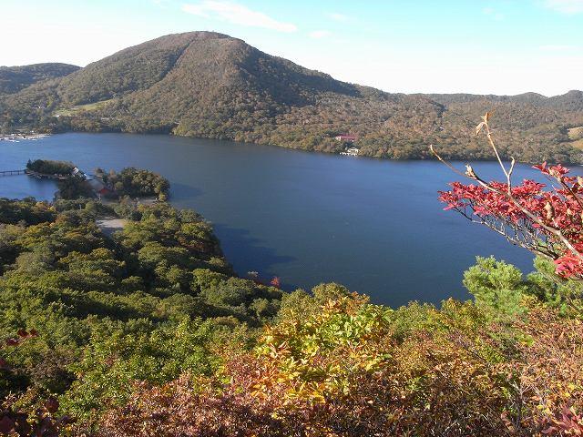 10月12日、赤城山(黒檜山)に登る_f0138096_16511982.jpg