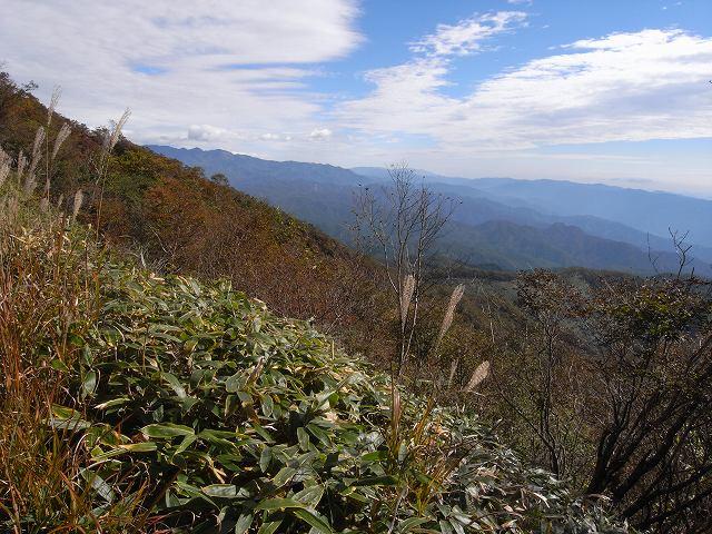 10月12日、赤城山(黒檜山)に登る_f0138096_1655160.jpg