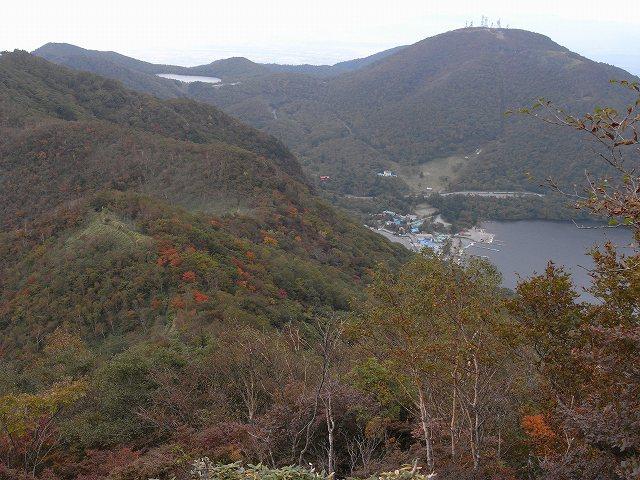 10月12日、赤城山(黒檜山)に登る_f0138096_16595289.jpg