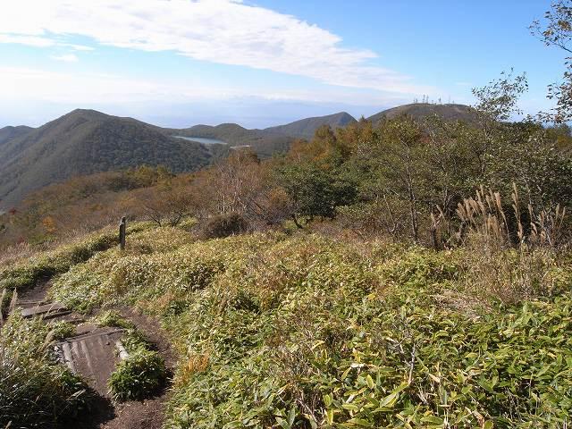 10月12日、赤城山(黒檜山)に登る_f0138096_173023.jpg