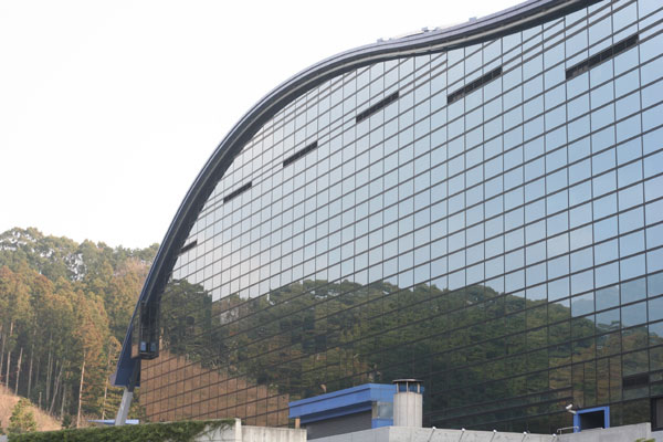 九州国立博物館 外観