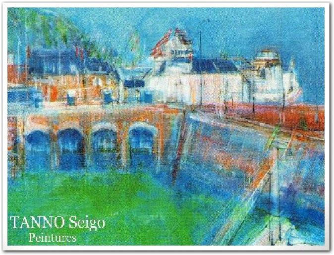 ■TANNO Seigo個展(パリ)_a0008105_234154100.jpg