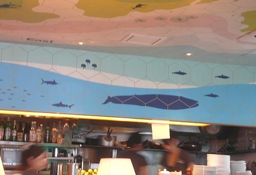 bills cafe   at  代官山 Sign で パンケーキ大好き同盟発足!?。。..。.゚。*・。♥ _a0053662_09142.jpg