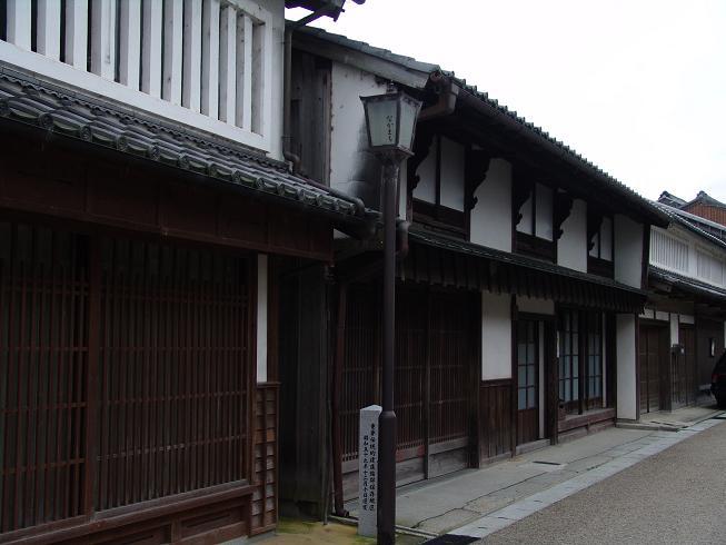 東海道五十三次の内・関宿_f0095094_1134741.jpg
