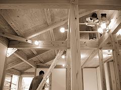 「杉の家」見学会終了_c0039501_20344495.jpg
