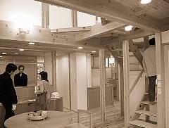「杉の家」見学会終了_c0039501_2034541.jpg