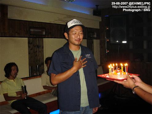 August - 29 KENJI [SONAR] Birthday Party!!!_f0148146_1365724.jpg