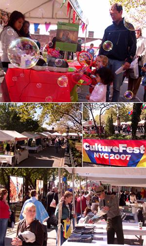 ニューヨークで文化のお祭り CultureFest_b0007805_10184835.jpg