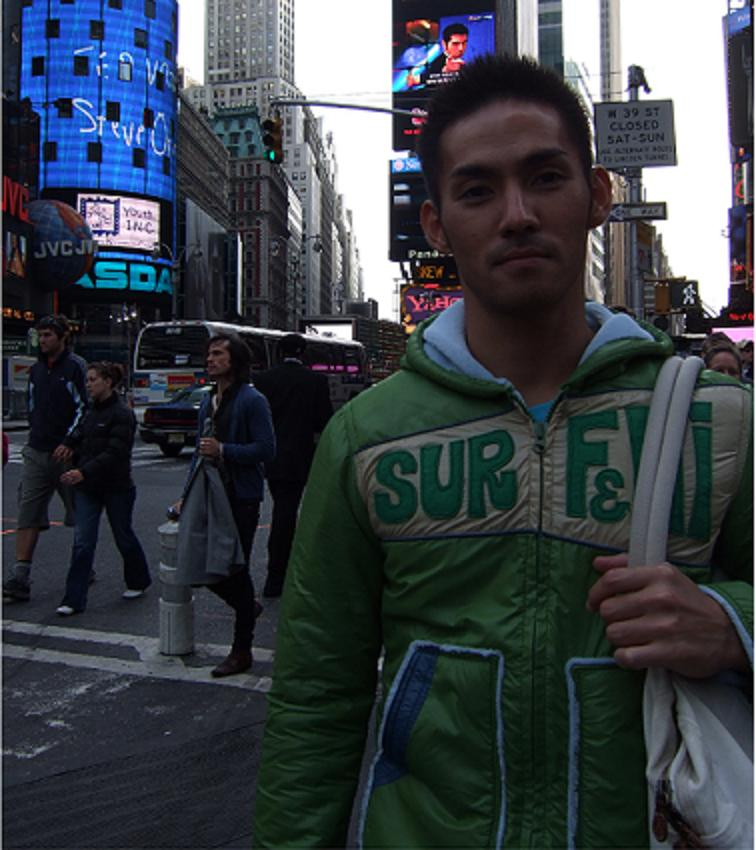 ニューヨーク初上陸!!_f0056929_21491666.jpg