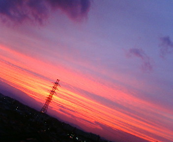 美しい夕空_b0032617_17363745.jpg