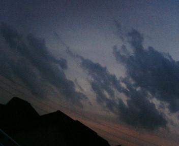 美しい夕空_b0032617_17373791.jpg