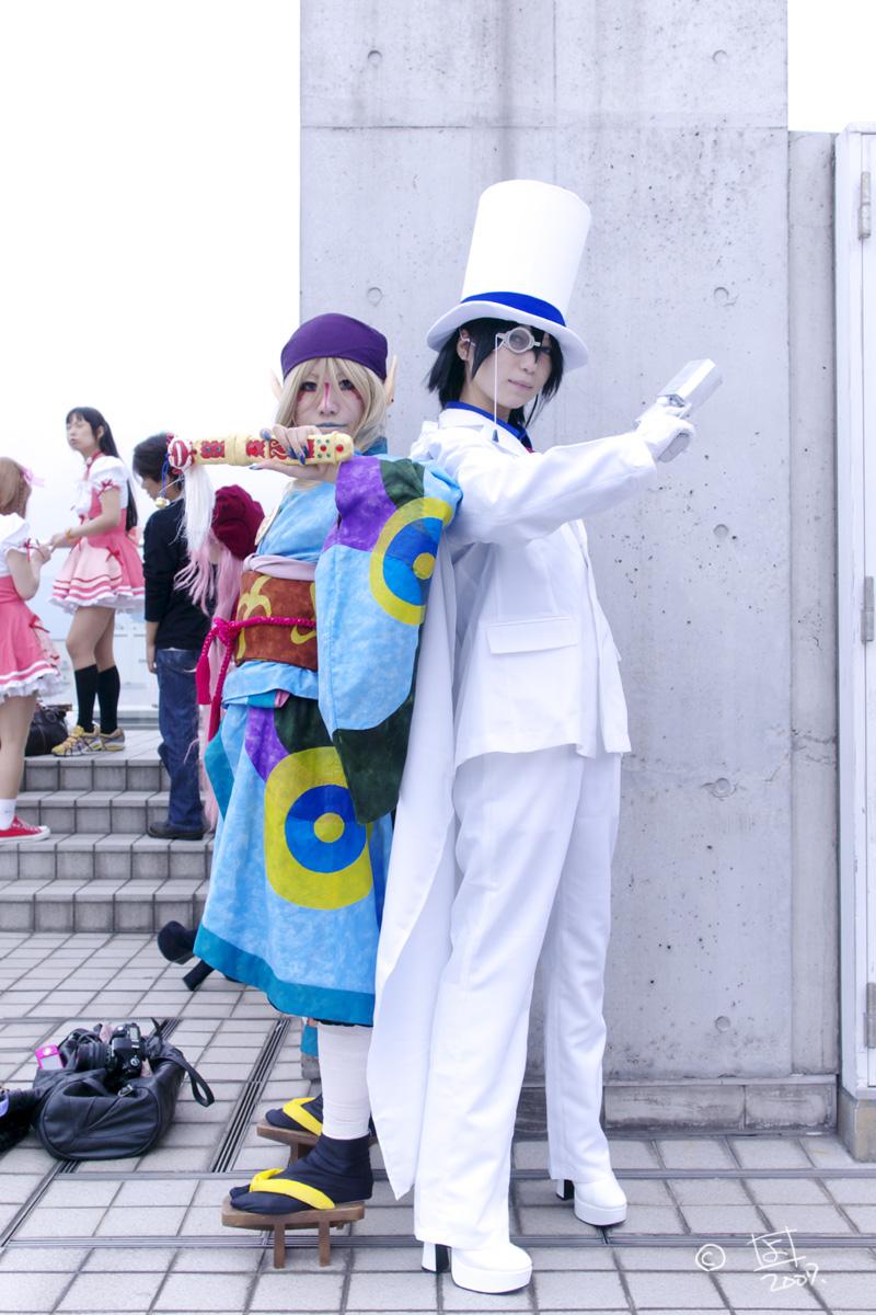 「DreamParty東京2007秋」その9-珠洲さん・真散さん-_e0096928_603884.jpg