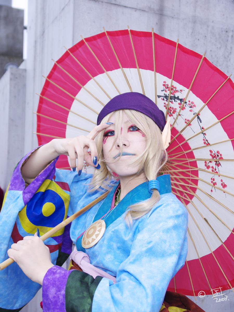 「DreamParty東京2007秋」その9-珠洲さん・真散さん-_e0096928_643233.jpg