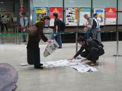 Artist as Activis 「アーティストが帰国する時、覚えたての日本語を披露します」_c0103430_615626.jpg