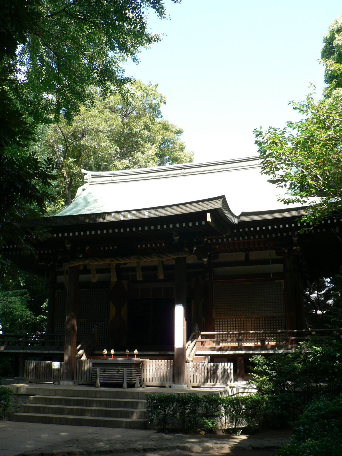 奥沢神社_e0123189_2171089.jpg