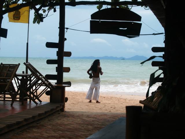 タイの風景 ライレイ・ウエスト_f0024992_9295824.jpg