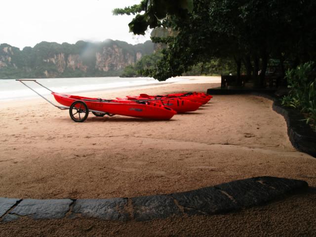 タイの風景 ライレイ・ウエスト_f0024992_929822.jpg