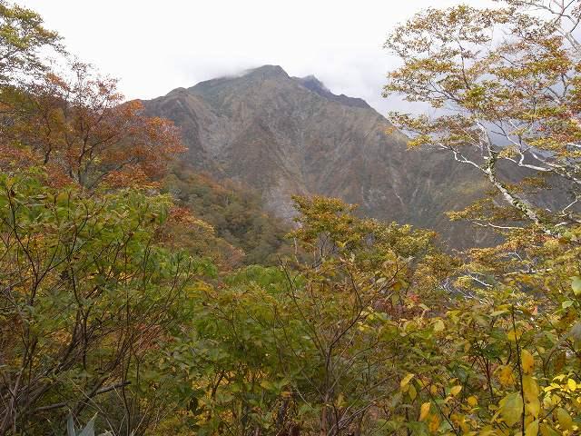 10月17日、谷川岳に登る。_f0138096_22392294.jpg