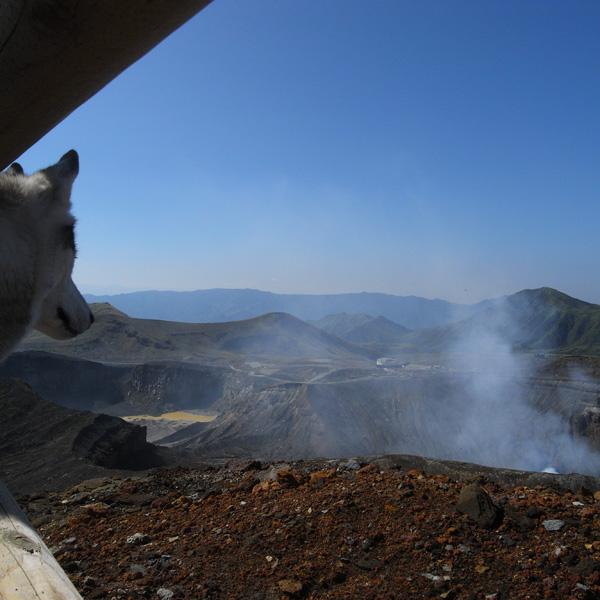 阿蘇中岳へ_c0049299_21213813.jpg