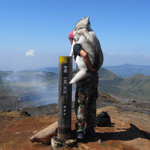 阿蘇中岳へ_c0049299_21282152.jpg