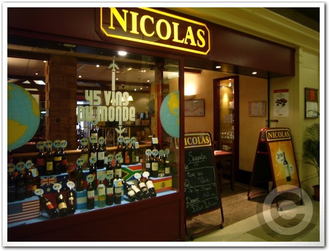 ■NICOLAS BARニコラ・バーで昼食(サンジェルマン界隈)_a0014299_20422469.jpg