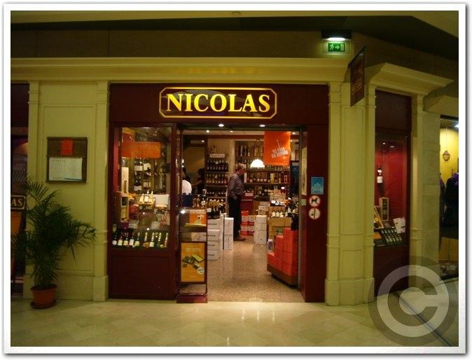 ■NICOLAS BARニコラ・バーで昼食(サンジェルマン界隈)_a0014299_20424072.jpg