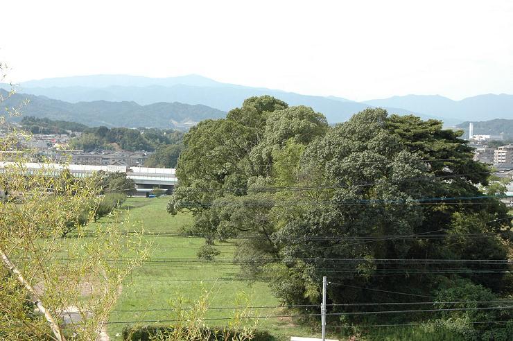 太宰府 水城跡_a0042310_21502279.jpg