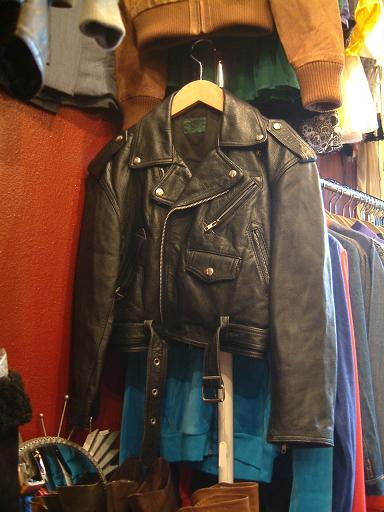 "CARBOOTS NEW ITEMS!! ""Riders Jacket\""_f0144612_14564612.jpg"