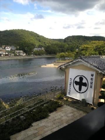 久しぶりの宇治川です。_e0110119_16442522.jpg