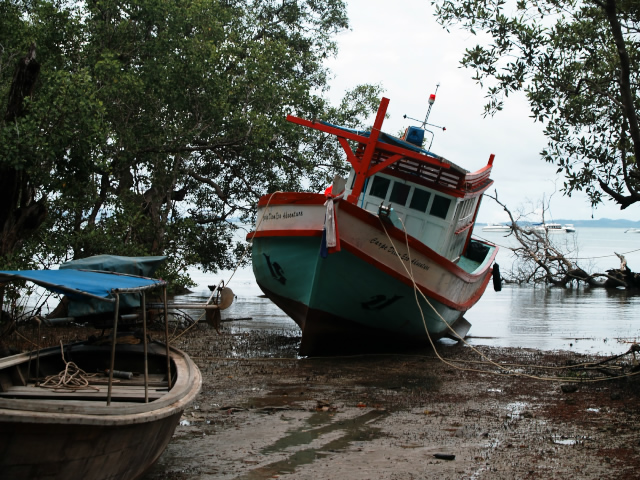 タイの風景 ライレイ・イースト _f0024992_23314314.jpg