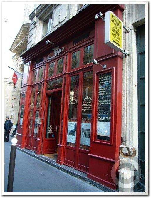 ■マルシェ・サンジェルマンに出来た新しいレストラン(サンジェルマン界隈)_a0014299_19403411.jpg