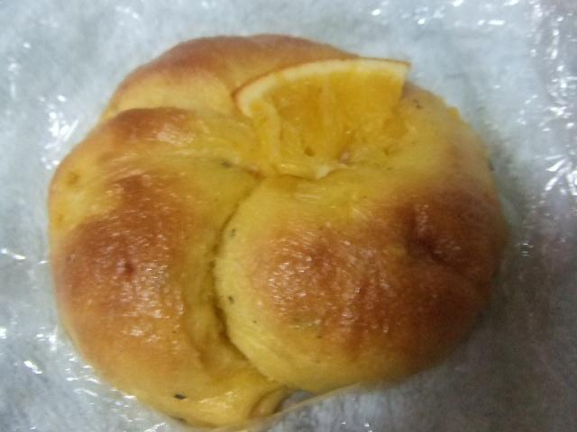 ブランジェリーケン オレンジホワイトチョコ_f0076001_021021.jpg