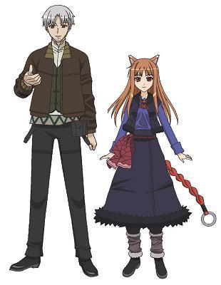 TVアニメ『狼と香辛料』が遂にそのヴェールを脱ぐ!_e0025035_20432857.jpg
