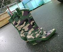 初・靴下♪_f0096569_1675392.jpg