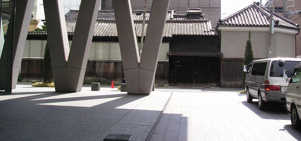 小西平兵衛邸 (現 銭高組伏見高徳寮)_f0139570_7241676.jpg