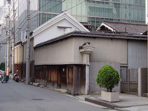 小西平兵衛邸 (現 銭高組伏見高徳寮)_f0139570_7251044.jpg