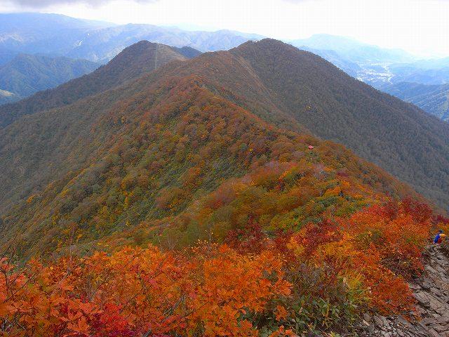谷川岳の紅葉、写真第3報_f0138096_1541066.jpg