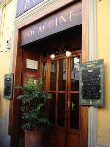 フィレンツェのフォカッチャのお店「BONDI」_f0106597_1525739.jpg