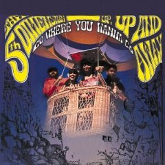 The 5th Dimension 「Up, Up and Away」(1967) _c0048418_1258589.jpg