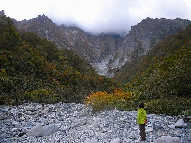 谷川岳の紅葉、写真第4報最終回_f0138096_8191156.jpg