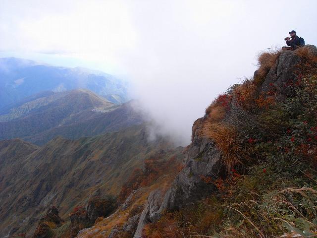 谷川岳の紅葉、写真第4報最終回_f0138096_863234.jpg