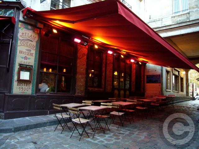 ■リフォームするサンジェルマン・オデオン界隈のキャフェ(パリ)_a0014299_18215543.jpg