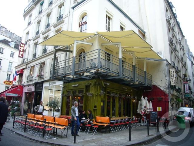 ■リフォームするサンジェルマン・オデオン界隈のキャフェ(パリ)_a0014299_18221721.jpg