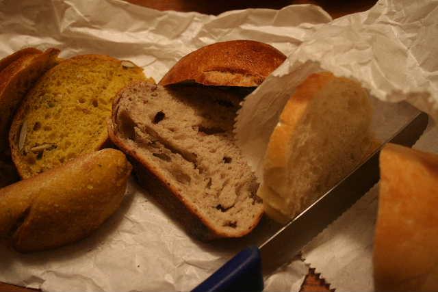 料理教室―スパゲッティポモドーロ、チキンの煮込みローマ風など。_f0141419_6374234.jpg