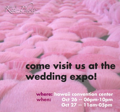 Wedding Expo! Come visit us☆_f0015440_16444516.jpg