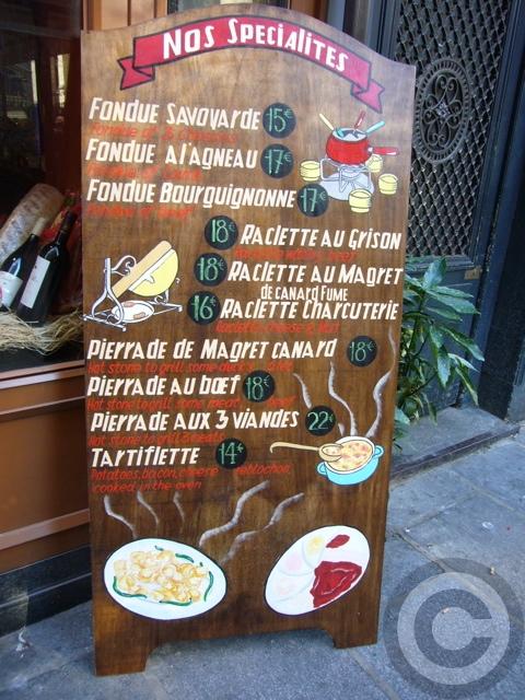 ■ラクレットraclette、チーズフォンデュfondue au fromageの季節到来?_a0014299_193251100.jpg