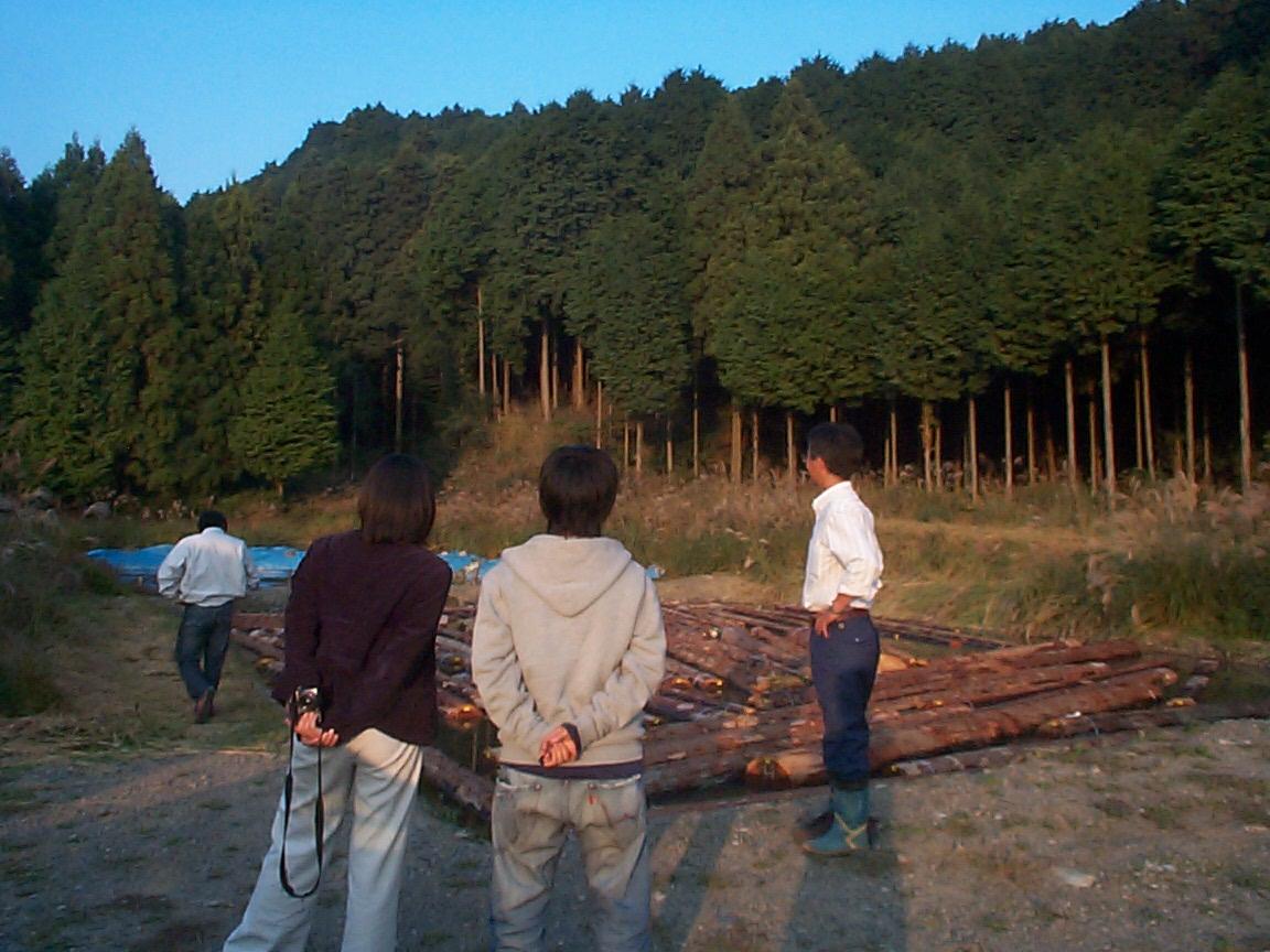 信州大学院生が来訪されました_f0060500_10215191.jpg
