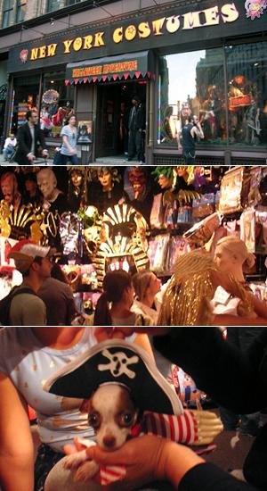 NY No1の仮装グッズ専門店 New York Costumes_b0007805_15131559.jpg