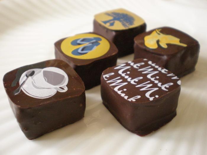 バンクーバーの手作りチョコレート「MINK」_d0129786_92264.jpg